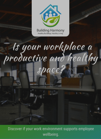 Healthy workplace assessment guide cover page
