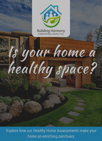 Healthy home assessment guide cover page