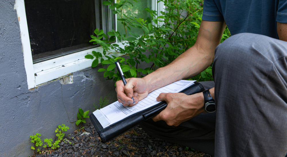 What can an air quality testing home inspection achieve?